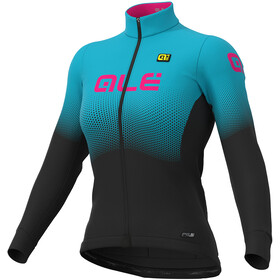 Alé Cycling PR-S Onda Micro Jersey Women black-light blue